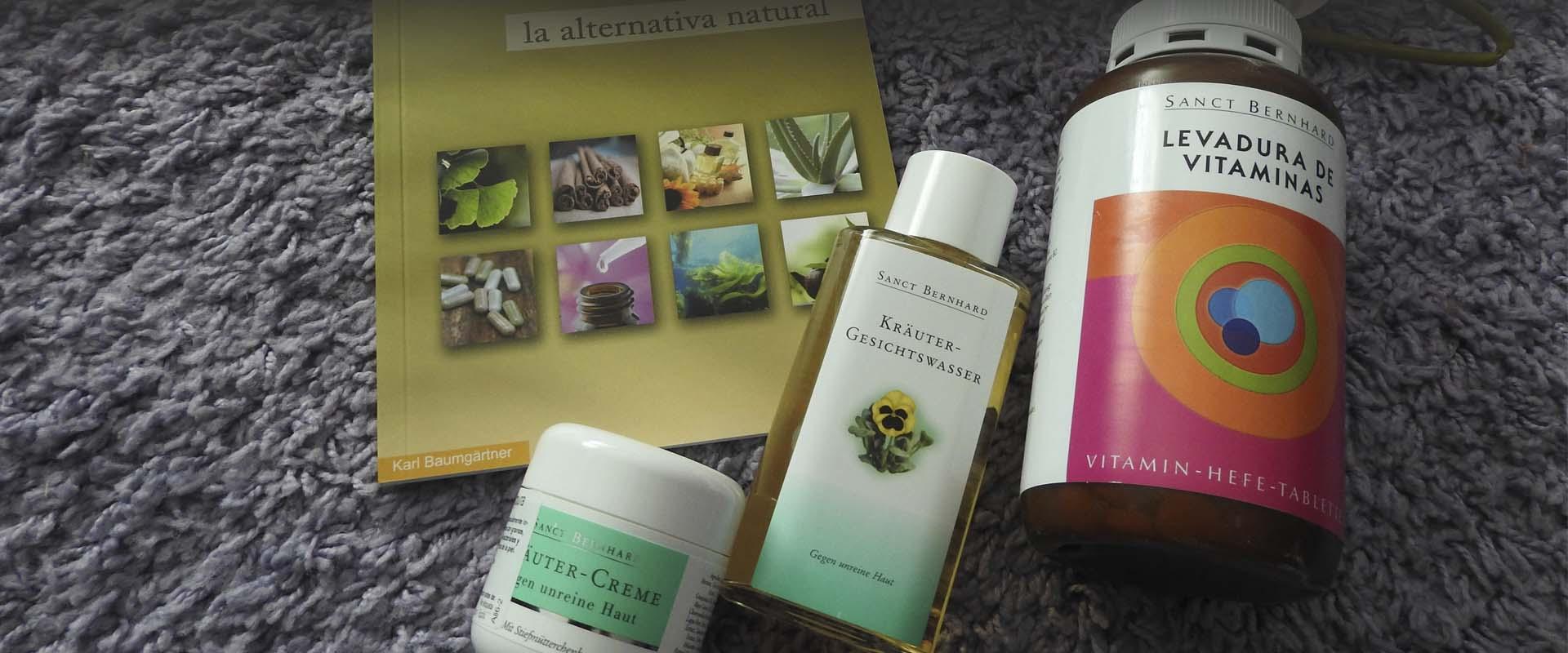 remedios naturales acne portada