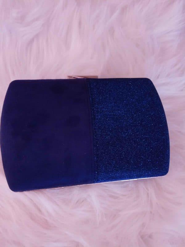 Bolso Azul Brilli 1