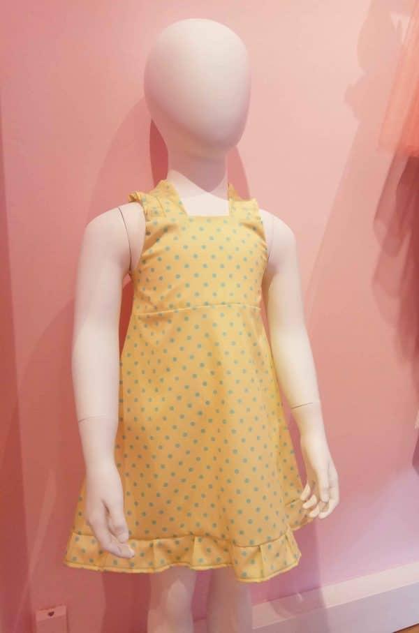 Vestido Niña Gloria 1