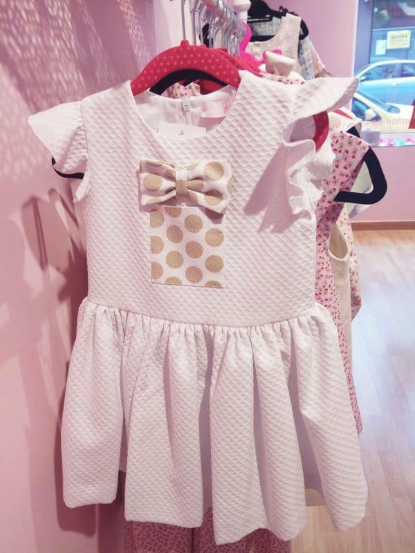 Vestido Niña Blanca 1