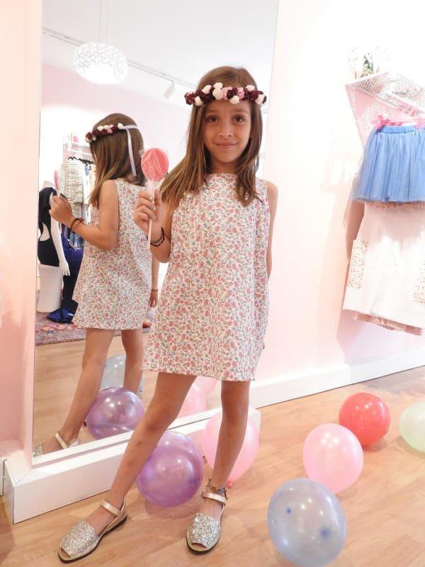 Vestido Niña Camila 1